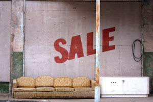 sale-on-wall