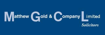 Matthew Gold & Company logo